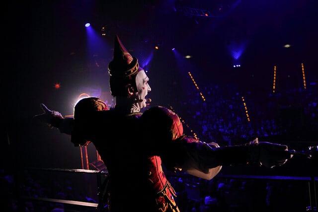 Circus Roncalli in Hamburg – Vierzig Jahre Zirkus-Zauber