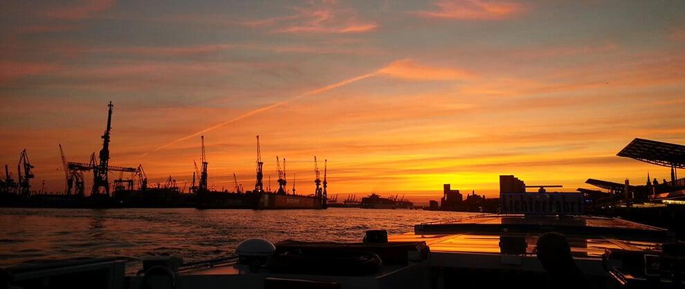 Wochenende und Hafengeburtstag in Hamburg