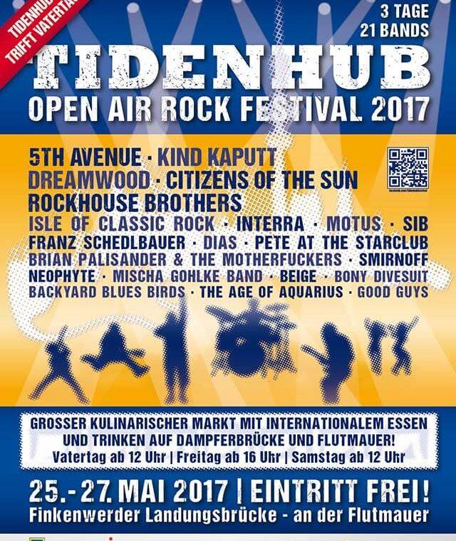 Tidenhub Festival Finkenwerder