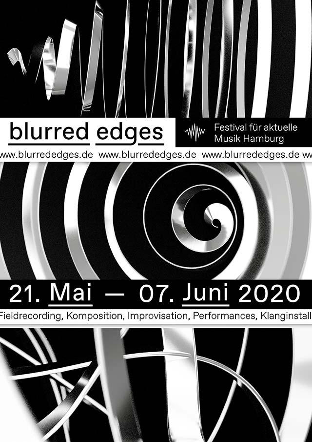 blurred edges 2020 erstmals auch im Livestream