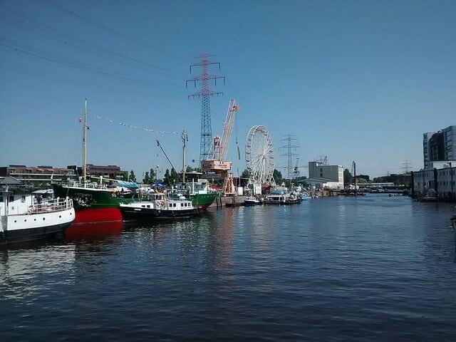 17. Harburger Binnenhafenfest am 10. und 11. Juni 2017