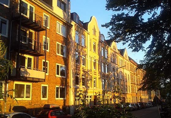 Das Zinshaus-Konzept wird in Hamburg wiederbelebt