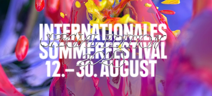 Internationales Sommerfestival 2020 auf Kampnagel in Hamburg