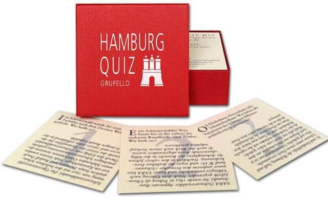 Hamburg-Quiz 5. Auflage erschienen
