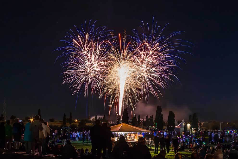 Das knallt! Pyro Games 2017 in Norderstedt