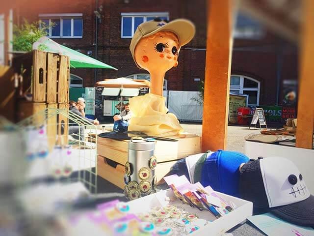 altonale Designgift Markt Ottenser Hauptstraße zum verkaufsoffenen Sonntag