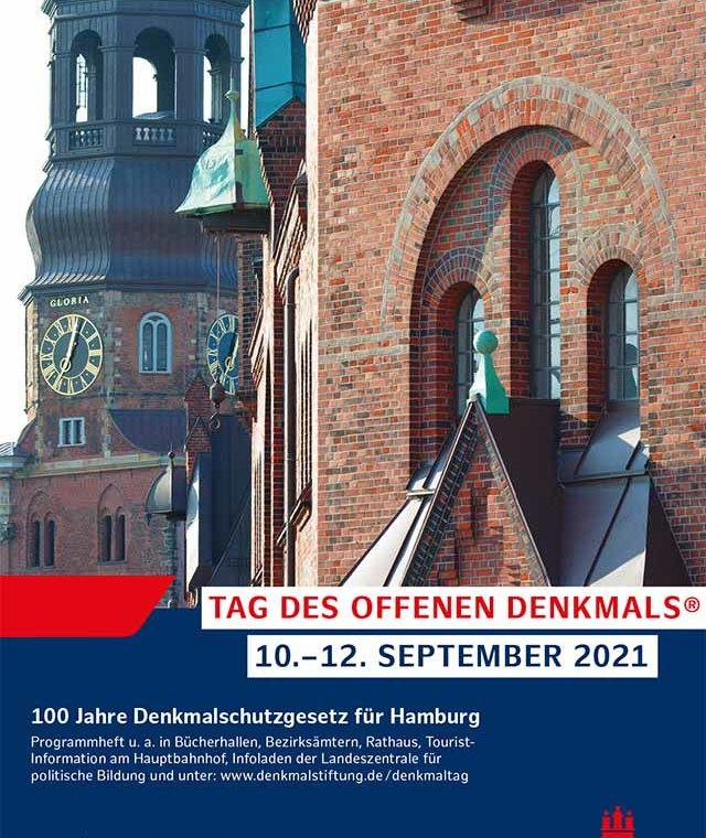 Tag des offenen Denkmals® 2021 in Hamburg