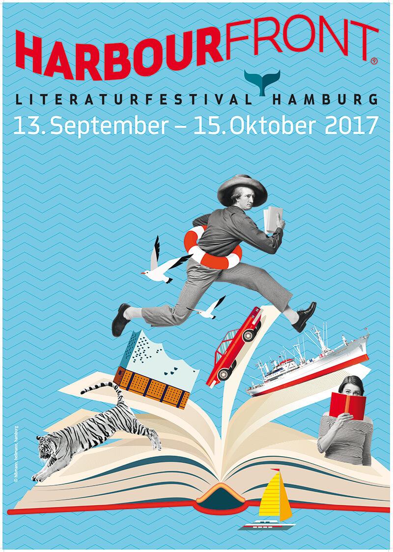 Das Harbourfront Literaturfestival