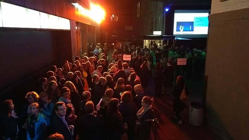 Passionsnacht der Theaterspiele – Mein Weg durch die Hamburger Theaternacht 2017