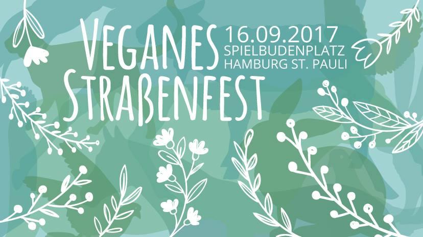Veganes Strassenfest auf dem Spielbudenplatz am Wochenende in Hamburg