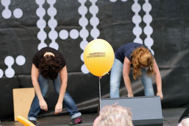 12. Rolf-Mares-Theaterpreis Hamburg im Ohnsorg-Theater