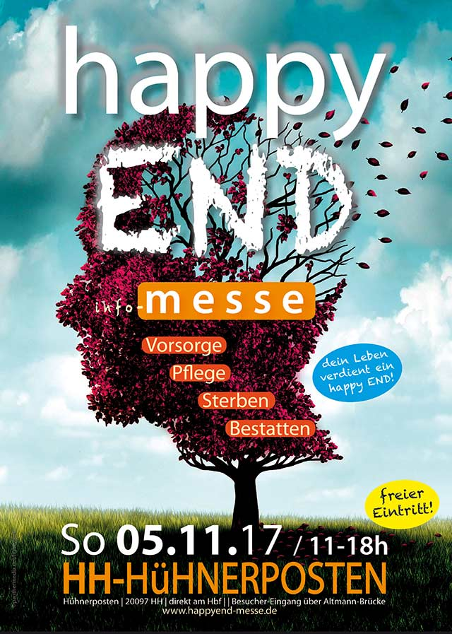 Happy End – Bestattungsmesse im Hühnerposten
