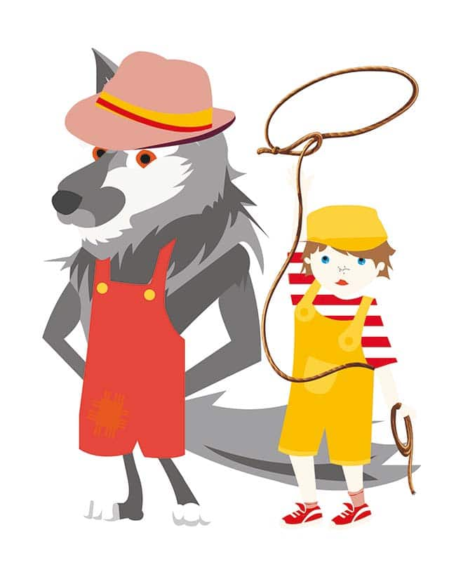 Peter und der Wolf in der Laeiszhalle