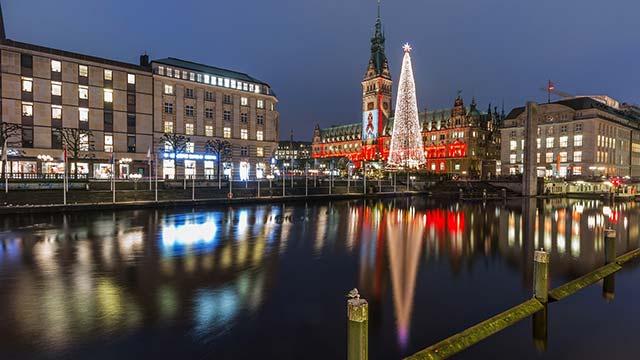 Ausflugsziel Weihnachtsmärkte in Hamburg und Umgebung