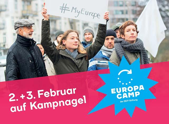 EuropaCamp der ZEIT-Stiftung auf Kampnagel: Rethink. Reoload? Reclaim!