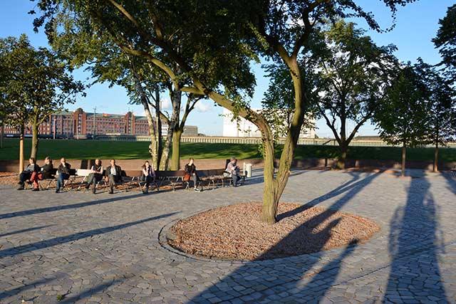 Lohsepark – Grüne Oase der Hamburger Hafencity
