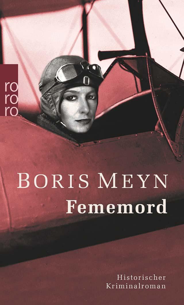 Fememord – historischer Hamburg-Krimi von Boris Meyn – Buchverlosung