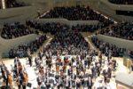 Großer Saal in der Elbphilharmonie