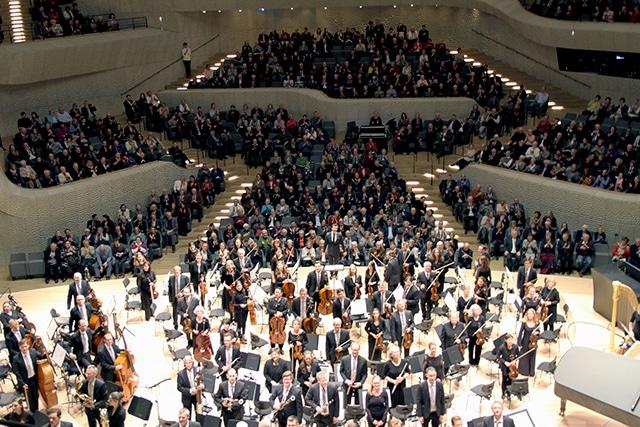 Der großer Saal der Elbphilharmonie und warum man ihn gehört haben muss