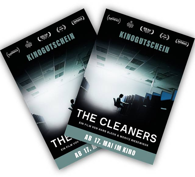 Kinostart von THE CLEANERS