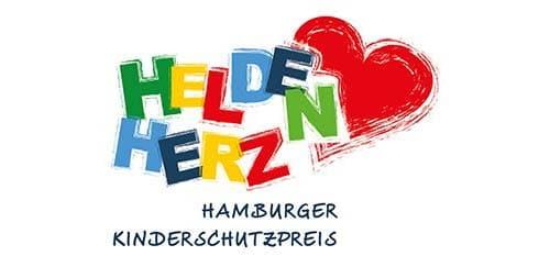 Kinderschutzpreis Heldenherz 2018