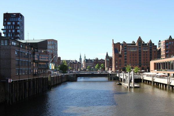 Sommertipps: Sommer in Hamburg in der Speicherstadt