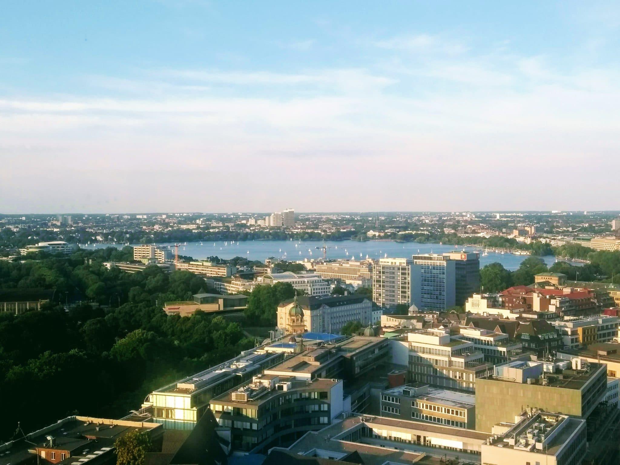 Das heisseste Wochenende in Hamburg vom 27.-29. Juli 2018 in der heissesten Stadt der Welt