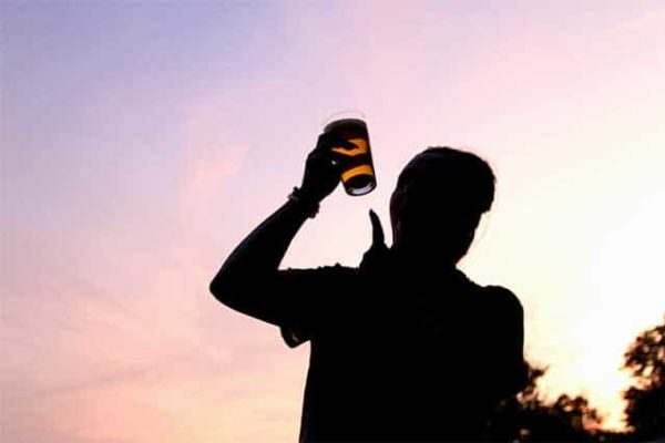 Trinken bei Hitze