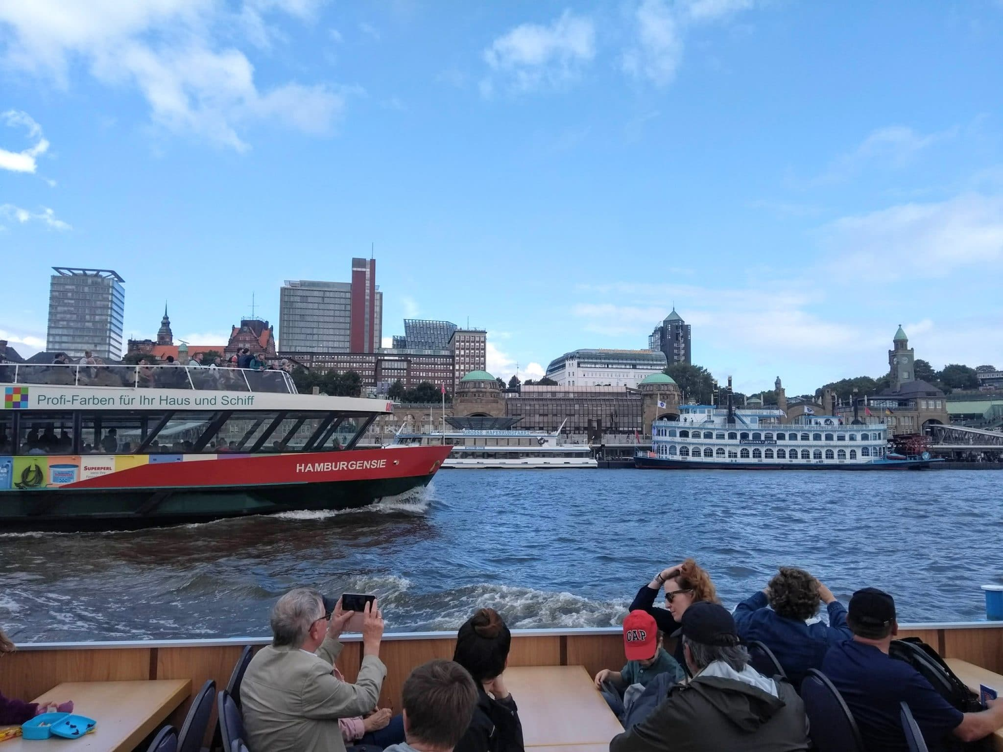 Veranstaltungen am Wochenende in Hamburg vom 24.-26.8.2018