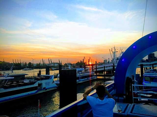 Fantastisches Wochenende in Hamburg vom 21. bis 23. September 2018