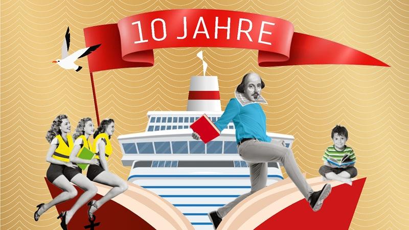 Das Harbourfront Literaturfestival – 10 Jahre Literatur im Hamburger Hafen