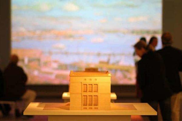 Ausstellung im Altonaer Museum in Hamburg
