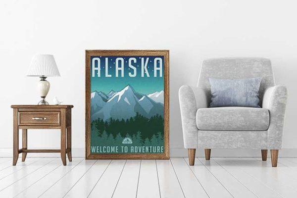 Probane Poster: ALASKA
