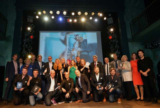 PR-Bild Award 2018: Preisverleihung am 8. November 2018 in Hamburg