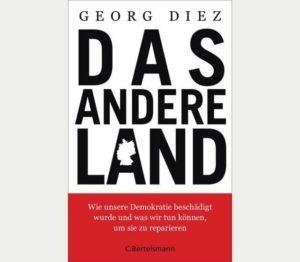 Georg Diez liest am 17. Januar 2019 im Literaturhaus Hamburg