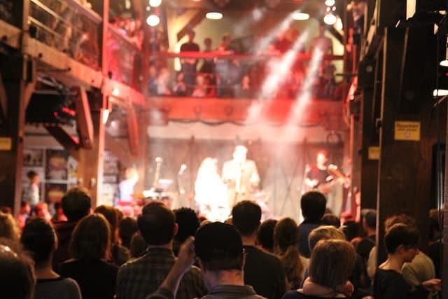 Kleine Konzert-Vorschau 2019 – Clubkonzerte der ZART Agency