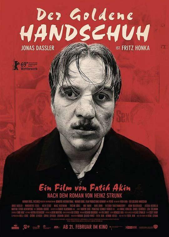 Honka kommt – Der Goldene Handschuh Film von Fatih Akin ist angelaufen
