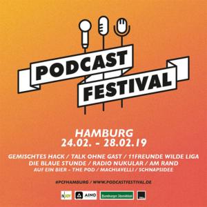 Das 1. Podcast-Festival in Hamburg