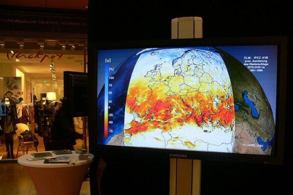 Schuldemo in Hamburg und der Klimawandel