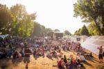 Futur 2 Festival am 25. Mai 2019 im Elbpark Entenwerder Halbinsel