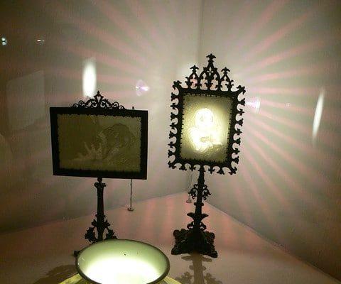 Lange Nacht der Museen in Hamburg - Lampen im Altonaer Museum