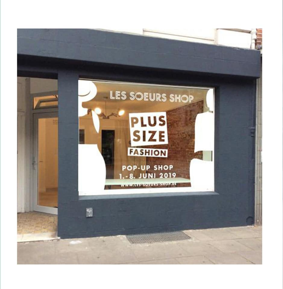 Plus Size Fashion Pop-Up Store