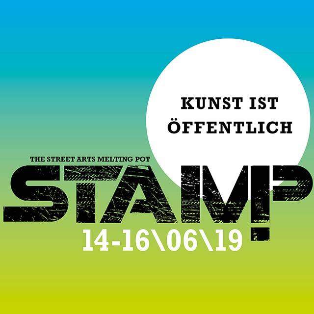 STAMP 2019 – Das internationale Festival der Straßenkünst