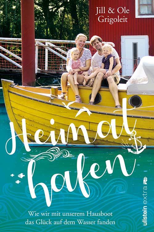 Buchtipp & Rezension: Heimathafen – Glück auf dem Hausboot