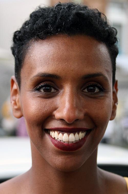 Entdeckungen: Jazz-Sängerin Tsega Tebege