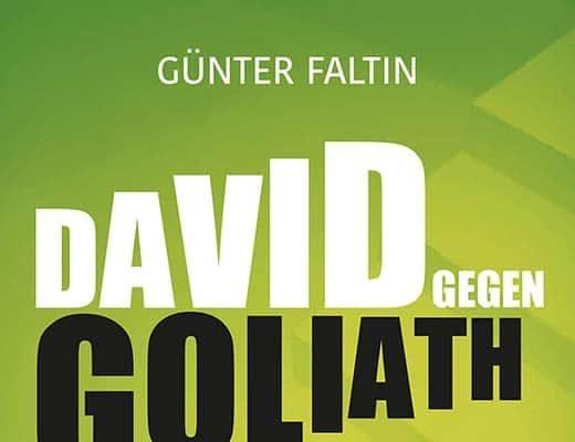 Cover-Ausschnitt: David gegen Goliath - Wir können Ökonomie besser