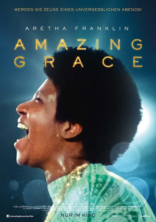 """Verlosung: 2×2 Kinokarten für """"Aretha Franklin – Amazing Grace"""""""