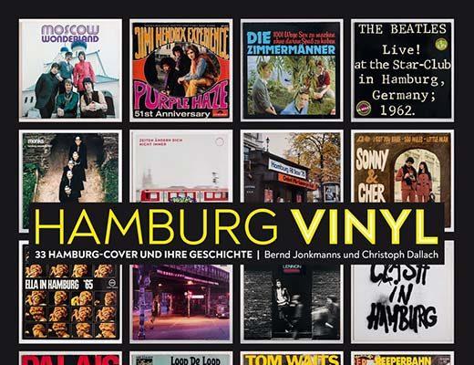 Hamburg Vinyl – 33 Hamburg-Cover und ihre Geschichte