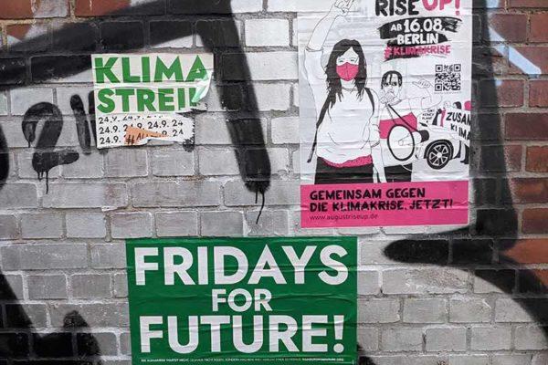 Globaler Klimastreik am 24. September 2021