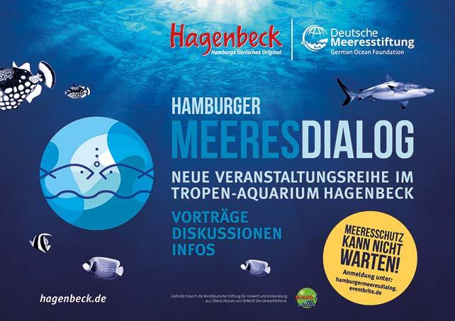 Hamburger MeeresDialog im Tropen-Aquarium Hagenbeck